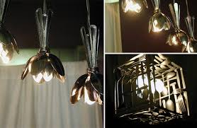 fantastic lamps and chandeliers 21 diy lamps chandeliers you can create from everyday objects