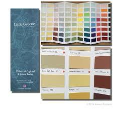 Little Greene Company Paint Chart Little Greene Paint