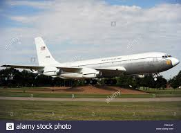 Aircraft 55-3118 sits on display, Aug. 13, 2015, near the east gate of  McConnell Air Force Base, Kan. The aircraft completed its first flight on  Aug. 31, 1956, and was the first