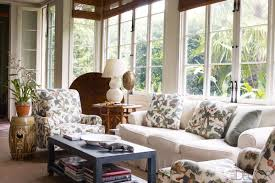 Home Interiors:Inspiring Fresh White Themed Sunroom Interior Design  Inspiring Fresh White Themed Sunroom Interior