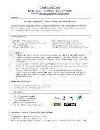 Ccna Sample Resume Resume Sample Sample Resume It Infrastructure