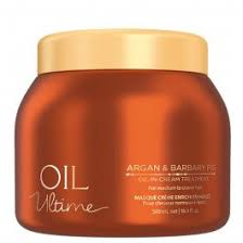 <b>SCHWARZKOPF PROFESSIONAL Oil Ultime</b> Argan & Barbary Fig ...