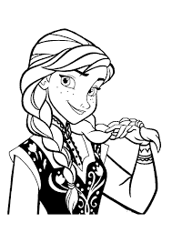Small Picture Download Coloring Pages Anna Coloring Pages Anna Coloring Pages