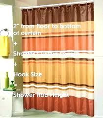 standard curtain lengths shower curtain length curtains inch long standard curtain lengths x length shower shower standard curtain lengths