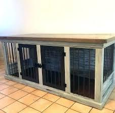 dog kennel furniture dog kennel stand dog crate stand best dog crate furniture ideas on puppy dog kennel
