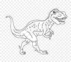 Tyrannosaurus Triceratops Color A Dinosaur Stegosaurus Dinosaur