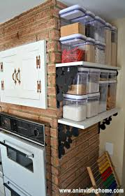Food Storage For Small Kitchen 17 Best Ideas About No Pantry On Pinterest No Pantry Solutions