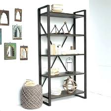 12 inch deep chrome wire shelving unit metal decorating ideas primary ii wood with black of