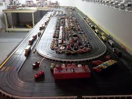 best images about slot car layouts slot car ho slot car track