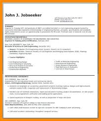 Example Of Cv Cover Letter Resume Title Picture Examples For Entry
