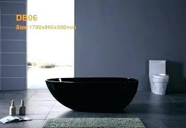 volume of bathtub bathtub volume standard