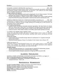 Professional Memberships On Resume Free Resume Example And