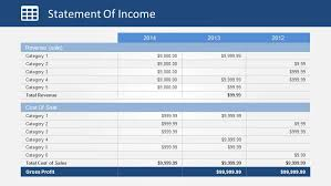 Powerpoint Financial Financial Statements Powerpoint Template