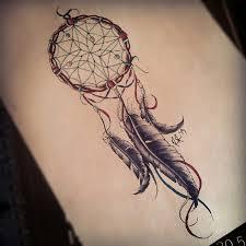 Cool Dream Catcher Tattoos 100 Nice Dreamcatcher Tattoos Designs 30