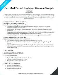 Emt Resume Sample Dental Assistant Resume Examples Sample Emt Ideas