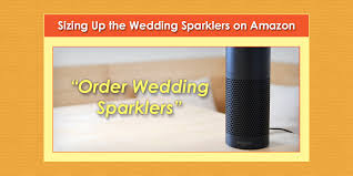 are the wedding sparklers amazon offers high quality
