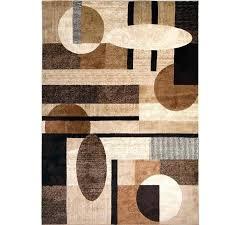 tan area rug with brown border tan area rugs patterned brown rug with black border tan