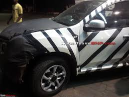 2018 renault duster team bhp. perfect 2018 nissan terrano spied front fender for 2018 renault duster team bhp