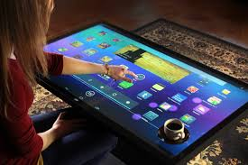 Computer Coffee Table Touch Screen Coffee Table Crack For Men