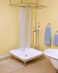 convert tub to shower drain how when you only have a bathtub conversion