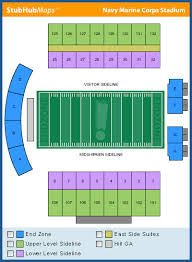 Navy Stadium Seating Chart Related Keywords Suggestions