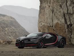 The bugatti chiron is meant to be the strongest, fastest, most luxurious and exclusive serial supercar in the world. First Bugatti Chiron In The Us Bound For Auction With 4 Million Est Gtspirit