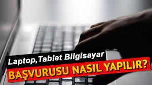 Son dakika haberi: Ücretsiz tablet başvurusu nasıl yapılır? MEB 500 bin  ücretsiz tablet dağıtımı başlıyor - Son Dakika Haberleri İnternet