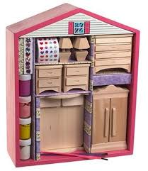 Make your own dollhouse furniture Upcycled Melissa And Doug Doll Furniture Set Hot Girls Wallpaper For How To Make Your Own Dollhouse Salayacemorg How To Make Your Own Dollhouse Give Home Make Your Own Dollhouse