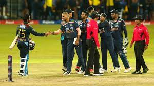 India vs Sri Lanka 3rd T20I Live ...