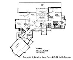 Large House Plans Farmhouse Home With Big Kitchens Slocket Large House Plans