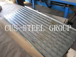 hot dipped galvanised iron sheet galvanized corrugated metal roofing
