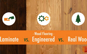 wood flooring laminate vs engineered real kitchen bath throughout prepare 11