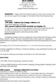 Computer Science Resume Delectable Sample Computer Science Resume Sample Computer Science Resume