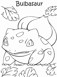 Small Picture pokemon coloring pages bayleef coloring page place bob the builder