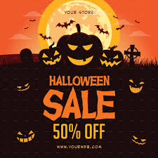 halloween sale flyer halloween sale flyer by infinite78910 graphicriver