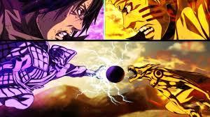 NARUTO VS SASUKE - final battle full fight dubbing jawa [ngapak]
