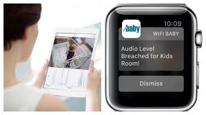 Apple Watch Baby Monitor App   WiFi Baby   Best Baby Monitor Reviews ...