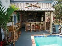 Creativity Pool House Tiki Bar Houses I And Decorating Ideas