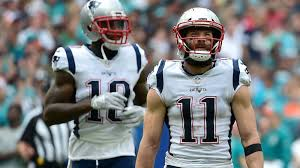 Patriots Projected Week 1 Depth Chart Who Starts At Wide