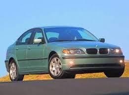 Used 2002 Bmw 3 Series 325xi Awd Sedan 4d Prices Kelley Blue Book