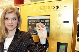 Gold Vending Machine Locations Custom Dubai Galeries Lafayette The Dubai Mall GOLD To Go™ Der Erste