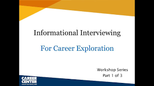 Good Questions To Ask In An Informational Interview Informational Interviewing Career Center