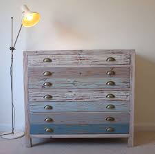 Pine Bedroom Chest Of Drawers Beach Hut Style Chest Of Drawers Reclaimed Wood Pine Furniture