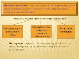 Миасс страница ru Мировая экономика и мировые экономические отношения реферат