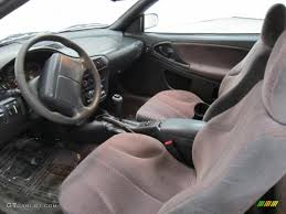 1999 Chevrolet Cavalier Z24 Convertible Interior Color Photos ...