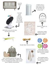 list of items needed for baby baby registry wish list