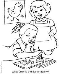 kid coloring book page for kid