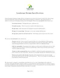 landscaping templates free landscaping contract template landscape maintenance