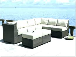 outdoor sectional furniture round outdoor lounge round outdoor sofa patio furniture sofa unique outdoor sectional