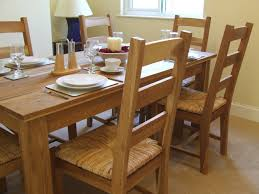 Oak Round Dining Table And Chairs Vintage Dining Room Chair Rustic Round Dining Room Tables